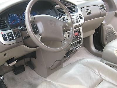 Toyota : Sienna XLE 2001 toyota sienna xle mini passenger van 5 door 3.0 l