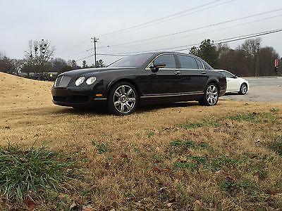 Bentley : Continental GT Flying Spur Sedan 4-Door 2006 bentley continental flying spur sedan 4 door 6.0 l