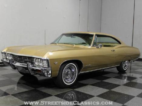 1967 Chevrolet Impala for: $26995