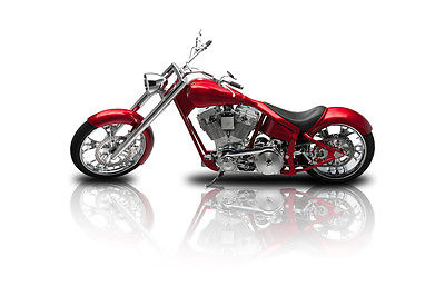 Custom Built Motorcycles : Other Softail Matt Hotch Designs Custom Xtreme Softail 121ci 6 Speed