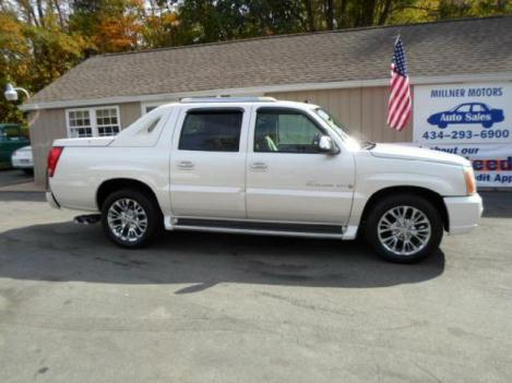 2005 cadillac escalade ext cars for sale for Millner motors charlottesville va