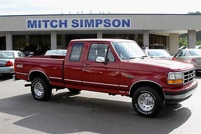 1994 ford f150 xlt 4x4 cars for sale for Mitch simpson motors cleveland ga