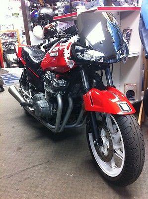 Honda : CB Honda CB750F custom cafe 1979