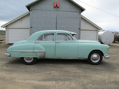 Oldsmobile : Eighty-Eight Deluxe 1949 oldsmobile eighty eight