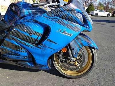 Suzuki : Hayabusa 2008 suzuki hayabusa sport bike gsxr 1300