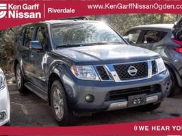 Used 2008 Nissan Pathfinder