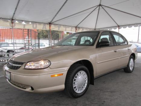 2001 Chevrolet Malibu Base Gardena, CA