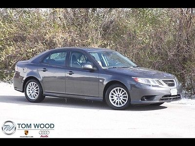 Saab : 9-3 2010 saab 9 3 base low miles