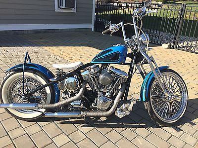 Custom Built Motorcycles : Bobber Springers Custom Cycles: Custom/ Bobber/ chopper