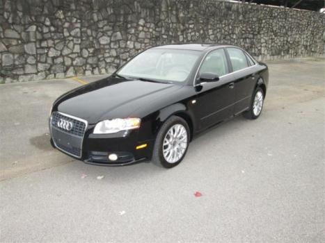 Audi : A4 4dr Sdn 2008 audi a 4 s line clean car fax leather sunroof automatic