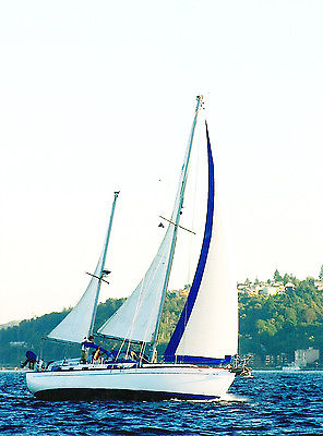 Sailboat Morgan 462 Ketch