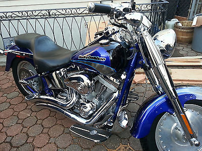 Harley-Davidson : Softail Harley Davidson