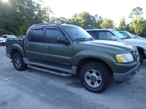 2001 Ford Explorer Sport Trac Base Jacksonville, FL