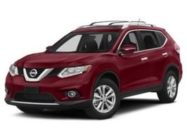 New 2015 Nissan Rogue