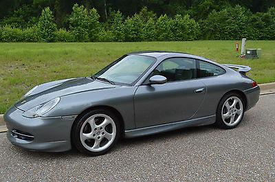 Porsche : 911 911 2001 porsche 911 carrera coupe 2 door 3.4 l