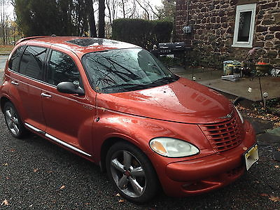 Chrysler : PT Cruiser GT Dream Cruiser Ltd Ed'n DREAM CRUISER w/ Turbo, Tiptronic Tranny, Sport Exhaust, Leather, +++