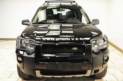 Land Rover : Freelander HSE 2004 land rover freelander hse blk blk low miles warranty