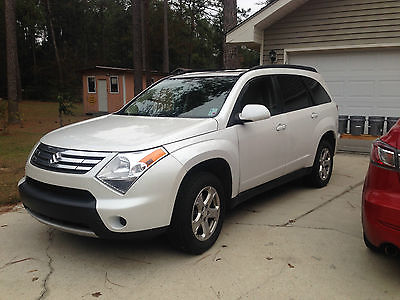 Suzuki : XL7 Luxury 2008 suzuki xl 7 luxury