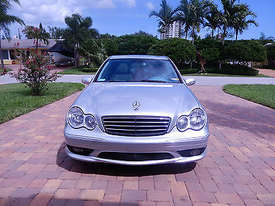 Mercedes benz c230 4 door sedan cars for sale for 2006 mercedes benz c230 problems