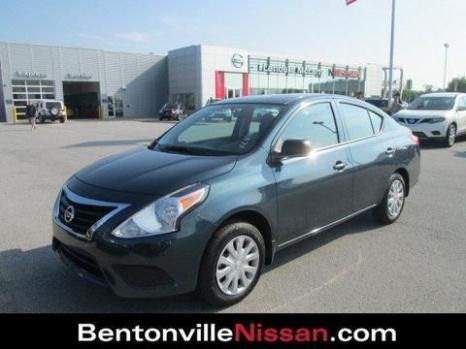 2015 Nissan Versa Bentonville, AR
