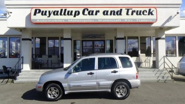 2003 Chevrolet Tracker 4x4 LT 4WD GREAT AS A TOW RIG