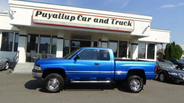 1999 Dodge Ram 2500 4x4 Cars for sale