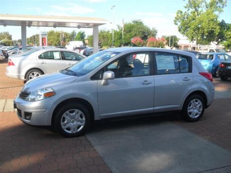 2012 Nissan Versa Chico, CA
