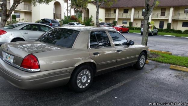 2004 Ford CrownVictoria