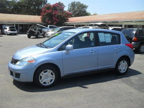 2011 Nissan Versa Chico, CA