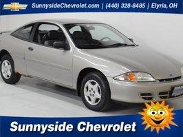2001 Chevrolet Cavalier Base Elyria, OH