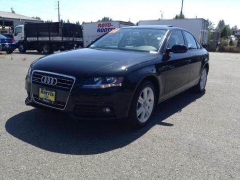 2011 Audi A4 2.0T Premium Everett, WA