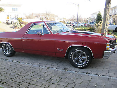 Chevrolet : El Camino GMC CUSTOM 1971 gmc sprint base 6.6 l