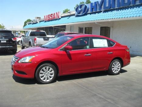 2013 Nissan Sentra S Chico, CA