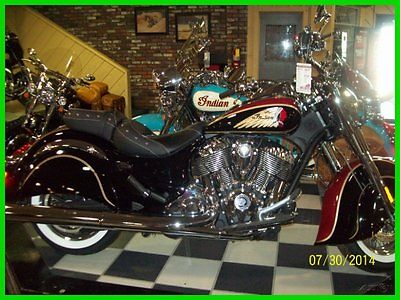 Indian : Chief 2014 indian chief classic new