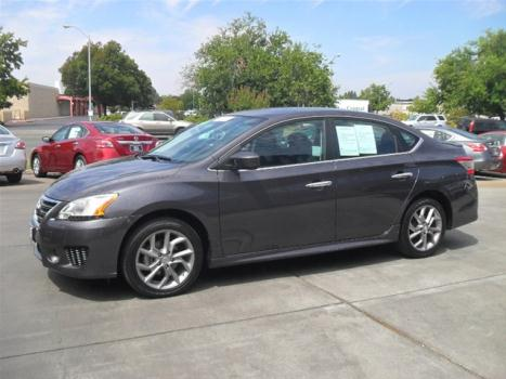 2013 Nissan Sentra SR Chico, CA