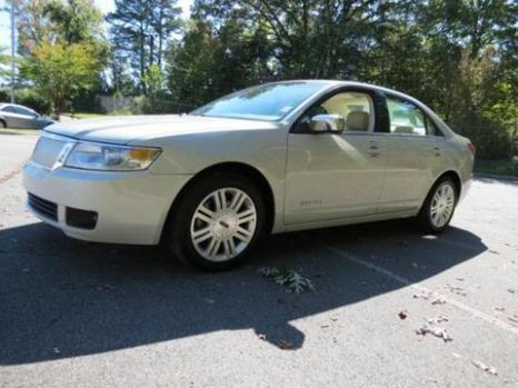 2006 Lincoln Zephyr Base Mount Airy, NC