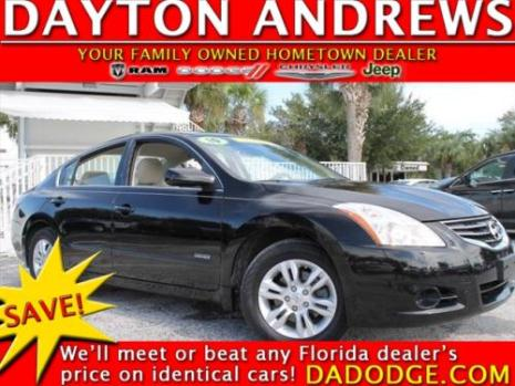 2010 Nissan Altima Hybrid Base Saint Petersburg, FL