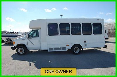 ford e 450 shuttle bus cars for sale. Black Bedroom Furniture Sets. Home Design Ideas