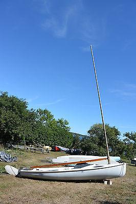 Finn Sailboat U.S.698 project