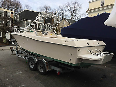 1993 25' Aquasport 250 Explorer - Hull Only