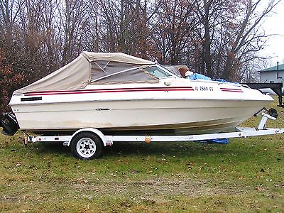 1985 Sea Ray Seville Cuddy Cabin. 230 Mercrusier