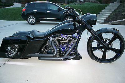 harley davidson road king 26 wheel bagger motorcycles for sale. Black Bedroom Furniture Sets. Home Design Ideas