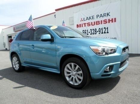 2011 Mitsubishi Outlander Sport SE Lake Worth, FL