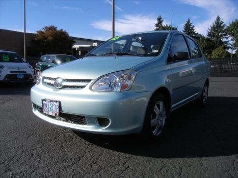 2005 Toyota ECHO Base Eugene, OR
