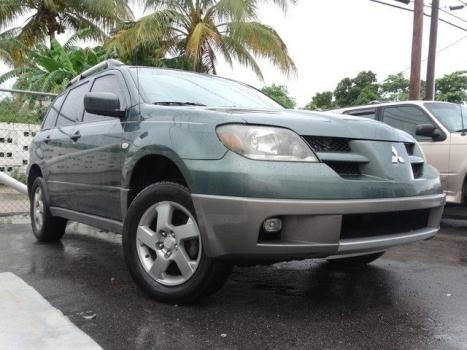 2004 Mitsubishi Outlander XLS Lake Worth, FL