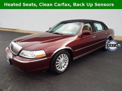 Lincoln : Town Car Ultimate Ultimate 4.6L CD Limited Edition Package 9 Speakers AM/FM radio Cassette Compass