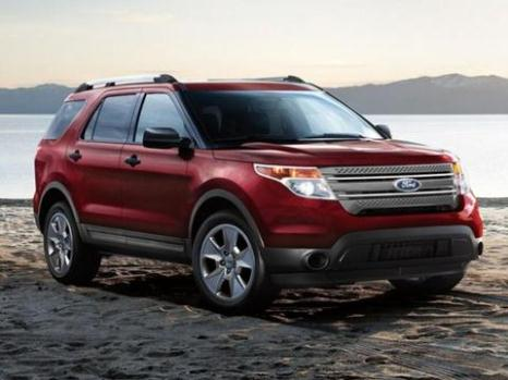 Ford explorer cars for sale in grand rapids minnesota for Fox motors grand rapids ford
