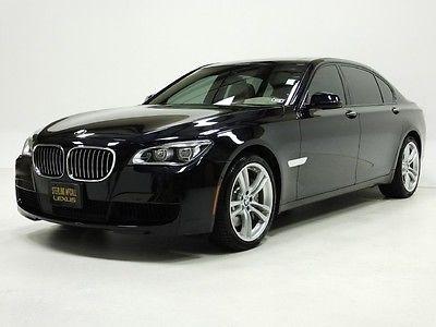 BMW : 7-Series 750Li w/Nav & RES LOADED, LIKE NEW, CLEAN CARFAX