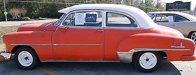 Chevrolet Fleetline Deluxe Cars For Sale