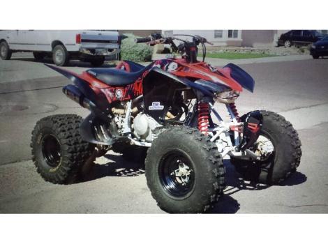 2008 Honda Atvs